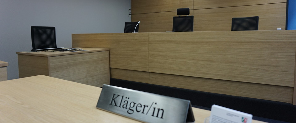 Arbeitsgericht Duisburg Rechtspflege